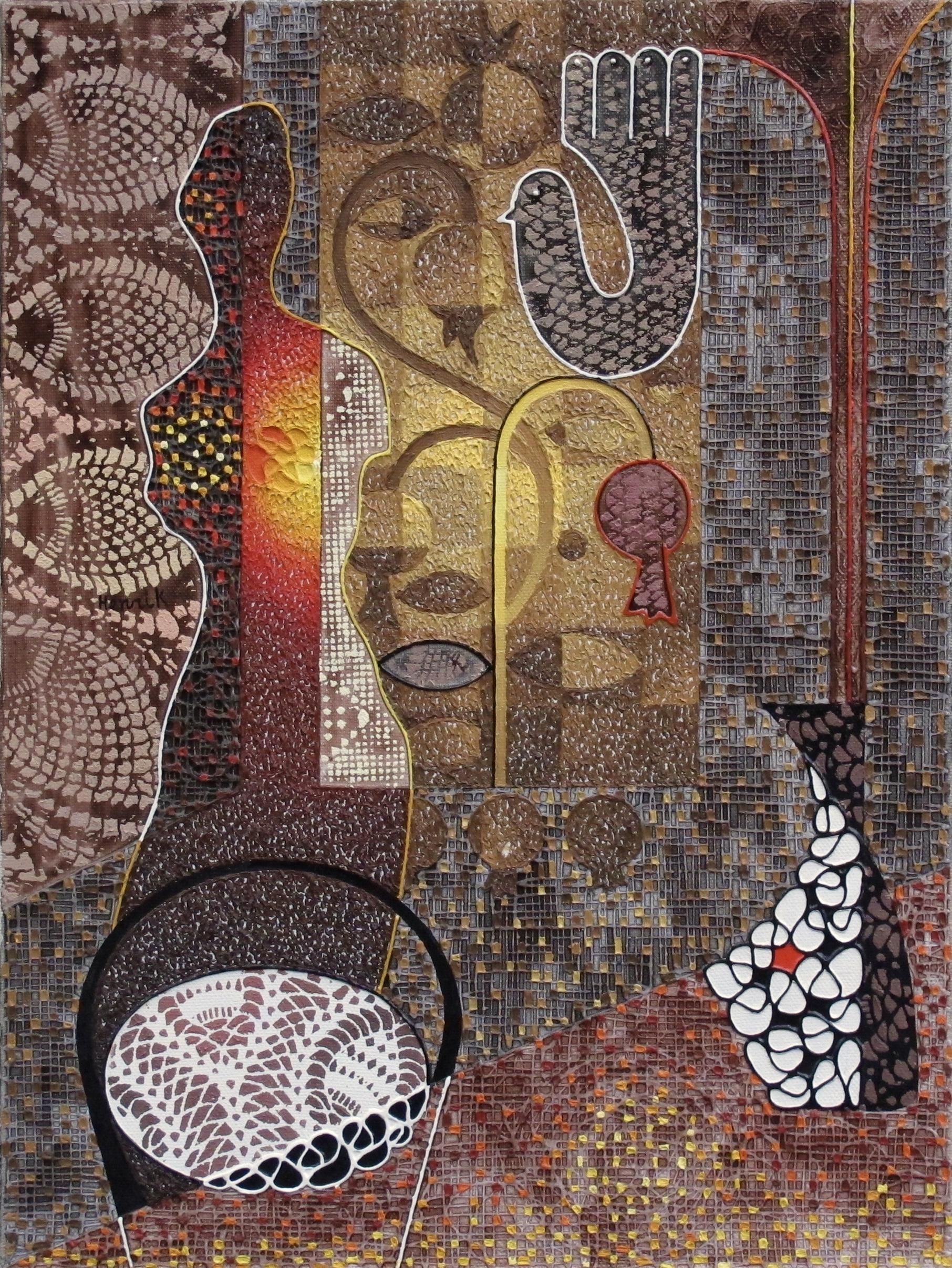 Хенрик Восканян 1961 2009 живопись Картины оригинал 19 век европейский интерьер