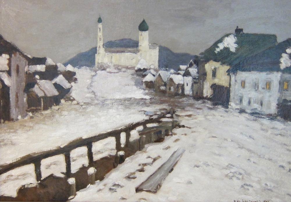 Nicolai Michailovich Fokin