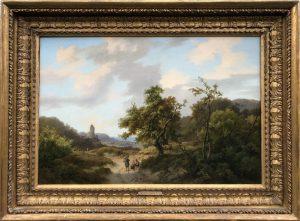 Marinus Adrianus Koekkoek Dutch Painting Kleve Germany