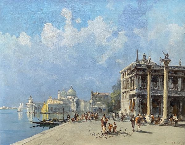 Roberto Iras Baldessari - Piazza San Marco