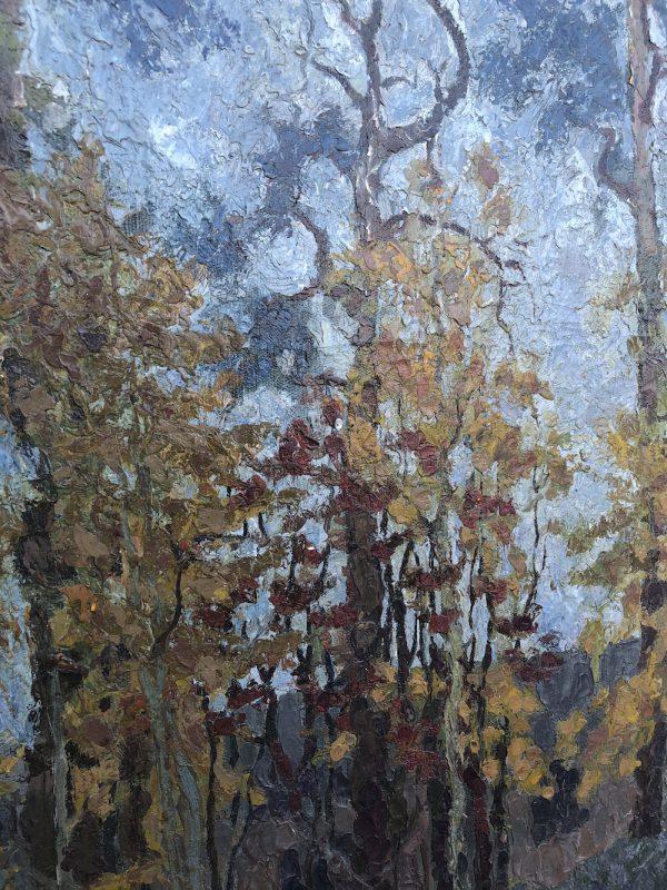 Alexander Gorjatschkin-UdSSR Painting Александр Горячкин