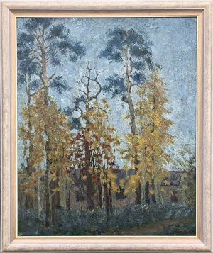 Russian Modern Painting UdSSR Painting Александр Горячкин