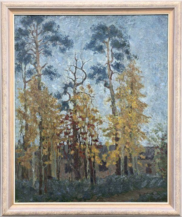 Russian Modern Painting UdSSR Painting Александр Горячкин