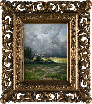 Heinrich Gogarten - Summer landscape